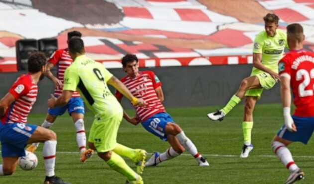Granada Vs. Atlético de Madrid - Liga de España