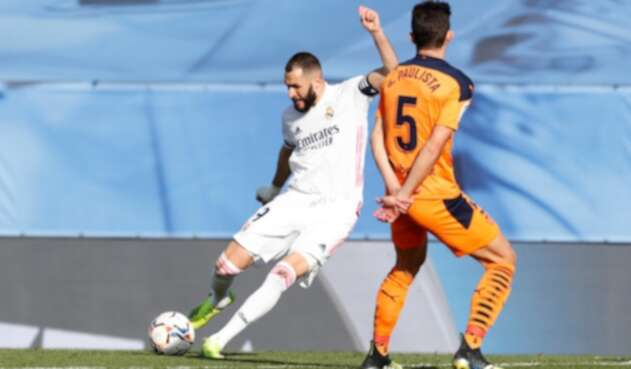 Real Madrid Vs. Valencia - Liga de España