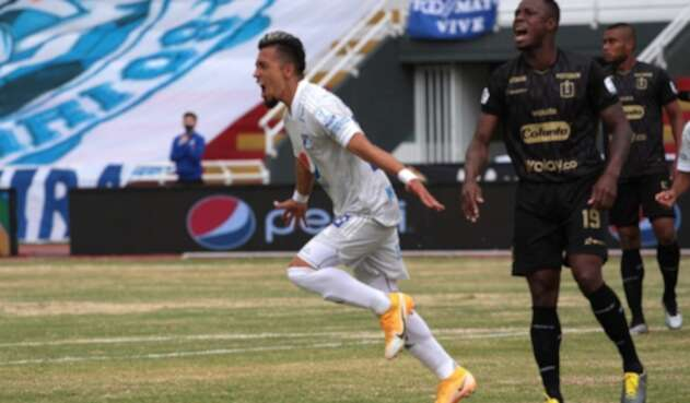 Millonarios Vs. Once Caldas - Fernando Uribe - Liga BetPlay