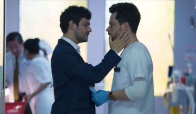 Felipe y Álvaro - Enfermeras