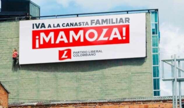 Partido Liberal Mamola IVA