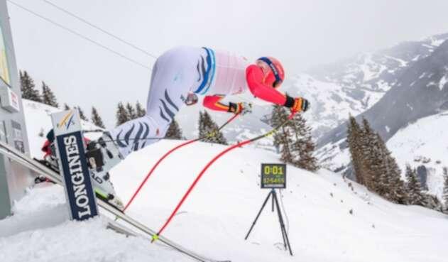Josef Ferstl, esquiador alemán