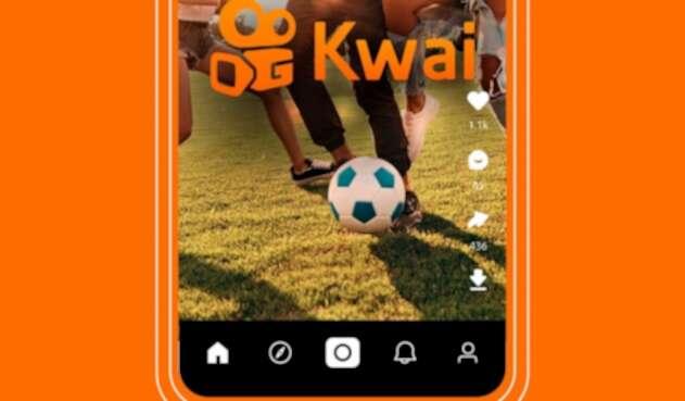 Aplicación de videos Kwai