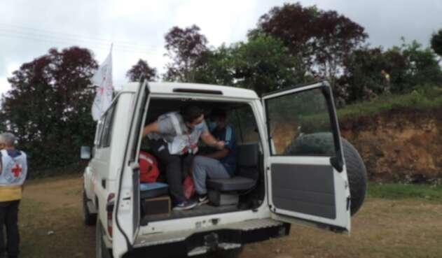 Liberación Cauca CICR