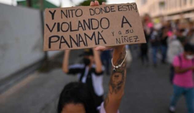 Manifestaciones en Panamá