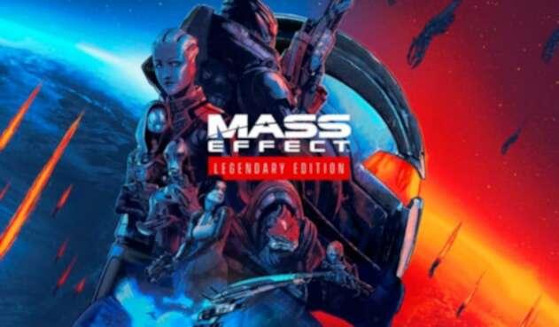 Mass Efect Legendary Edition