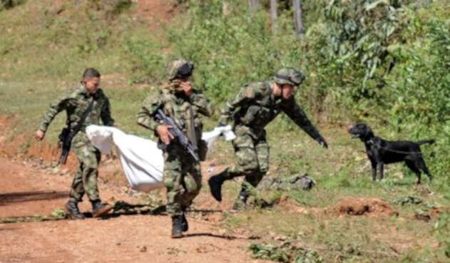 Atacada patrulla del Ejército en el Catatumbo