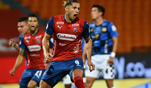 Independiente Medellín Vs. Boyacá Chicó - Liga BetPlay