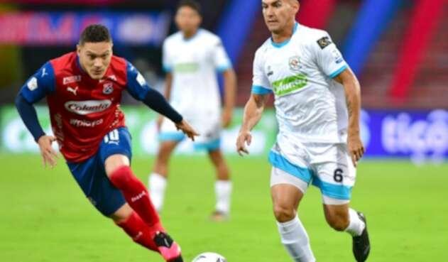 Independiente Medellín Vs. Jaguares - Liga BetPlay