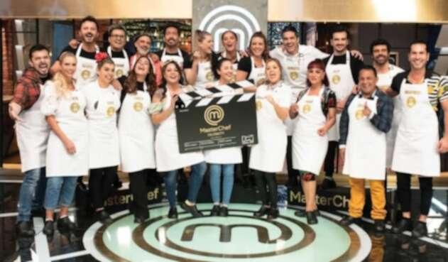 Participantes de MasterChef 2021