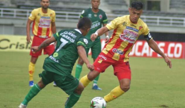 Deportivo Pereira Vs. Patriotas - Liga BetPlay