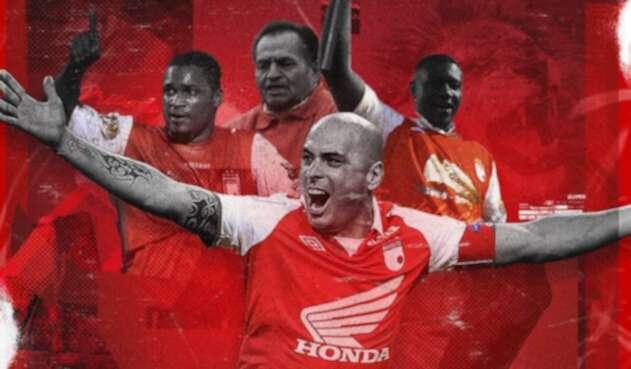 Independiente Santa Fe, 80 años