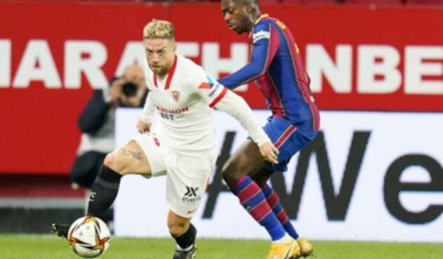 Sevilla Vs. Barcelona - Copa del Rey