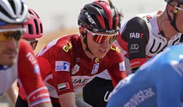 Tadej Pogacar, ciclista esloveno