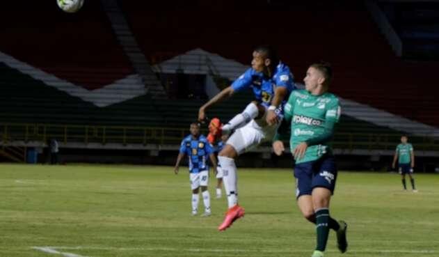 Boyacá Chicó Vs. Deportivo Cali - Liga BetPlay