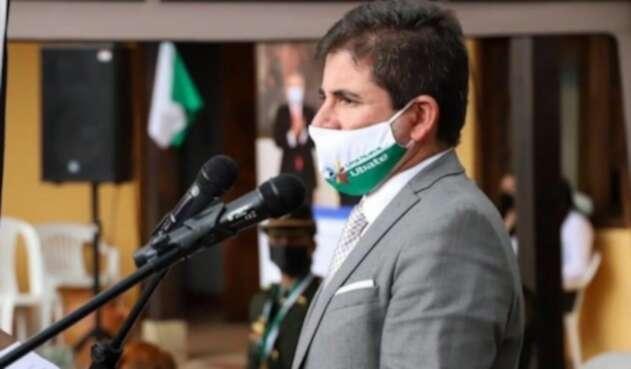 Jaime Torres, alcalde de Ubaté