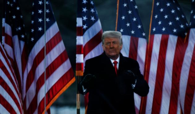 Expresidente Donald Trump