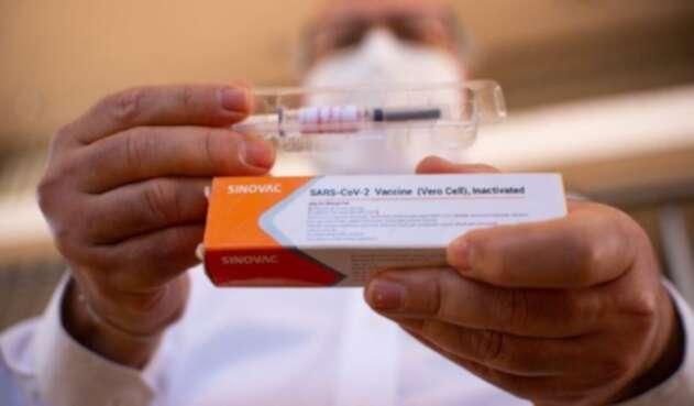 Sucre recibirá 4 136 vacunas del fabricante Sinovac en los próximos días