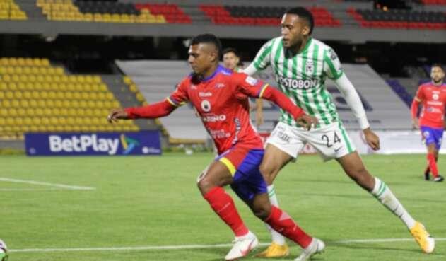 Deportivo Pasto Vs. Atlético Nacional - Liga BetPlay
