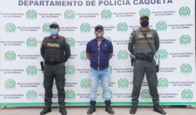 el capturado es investigado por 11 crimnes