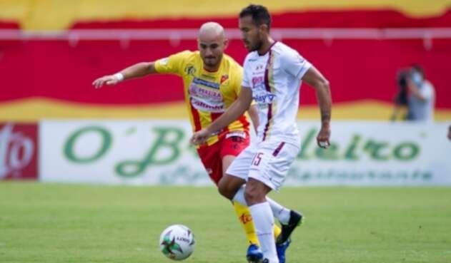 Deportivo Pereira Vs. Deportes Tolima - Liga BetPlay