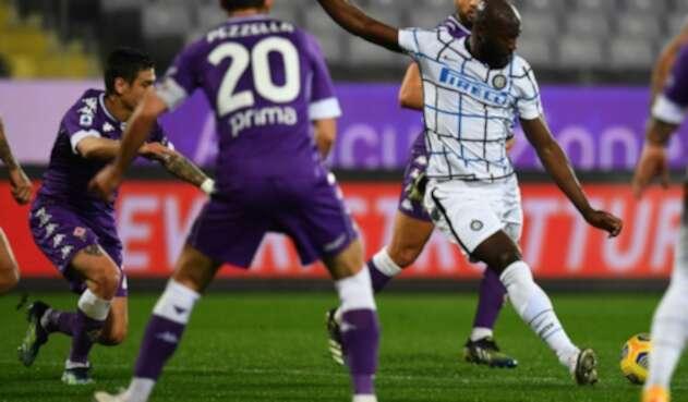 Fiorentina Vs. Inter - Serie A