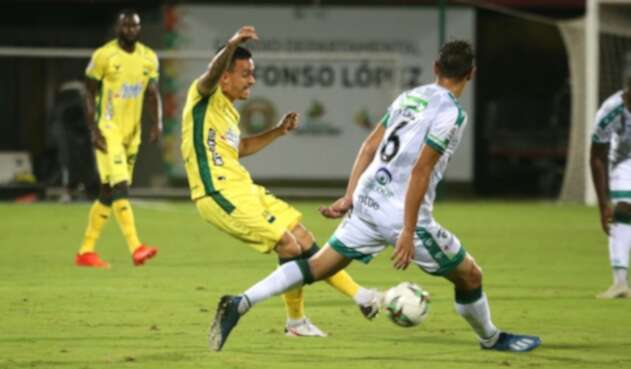 Bucaramanga Vs. La Equidad - Liga BetPlay