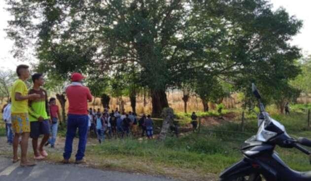Hallan con signos de tortura a joven de 20 años  en el municipio de San Juan Nepomuceno, Bolívar