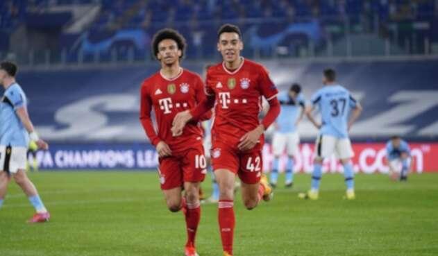 Lazio Vs. Bayern Munich - Champions League
