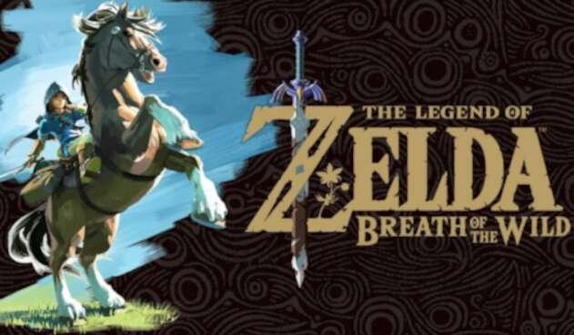Legend of Zelda, videojuego de Nintendo