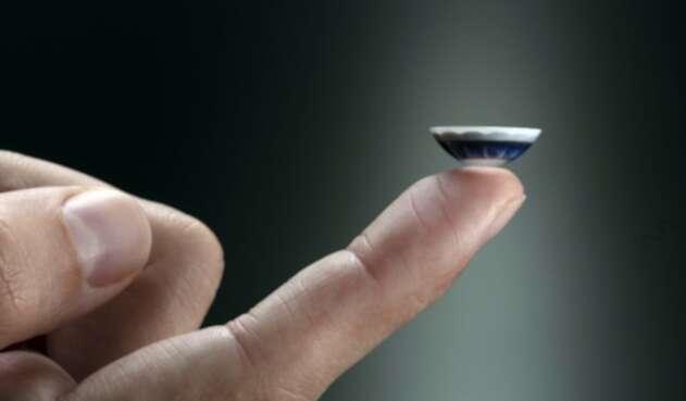 Lente de contacto inteligente sería la nueva apuesta de Apple
