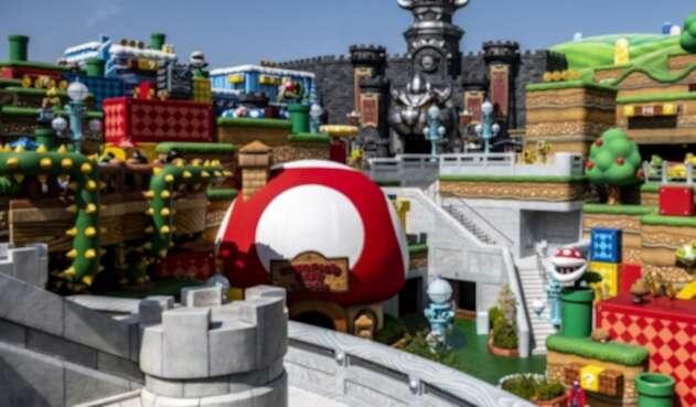 Parque temático de Mario Bros