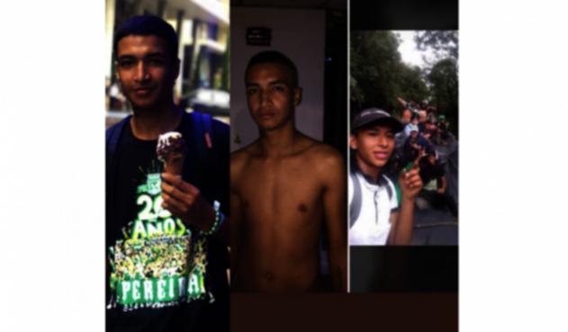 Pereirano desaparecido en Antioquia. (Sebastián Pérez Gaviria de 18 años)