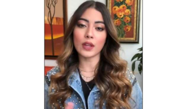 'Influencer' Alejandra Villeta