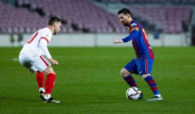 Barcelona Vs. Sevilla - Copa del Rey