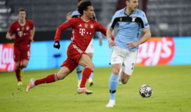 Bayern Munich Vs. Lazio - Champions League