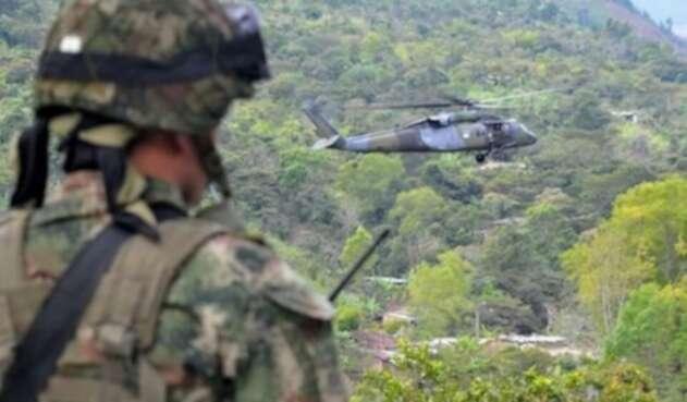 Una tolimense entre los menores que murieron en bombardeo del Guaviare