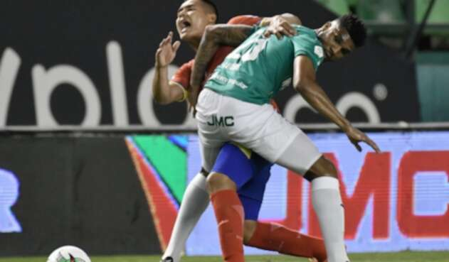 Deportivo Cali Vs. Pasto - Liga BetPlay