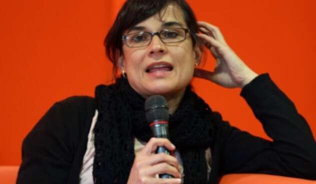 Carolina Sanín, escritora y profesora colombiana