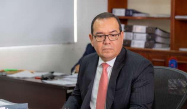 César Abreu, magistrado del Consejo Nacional Electoral