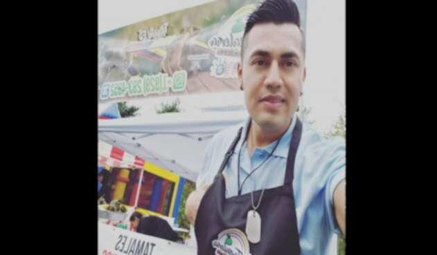 Colombiano triunfa vendiendo tamales en Estados Unidos