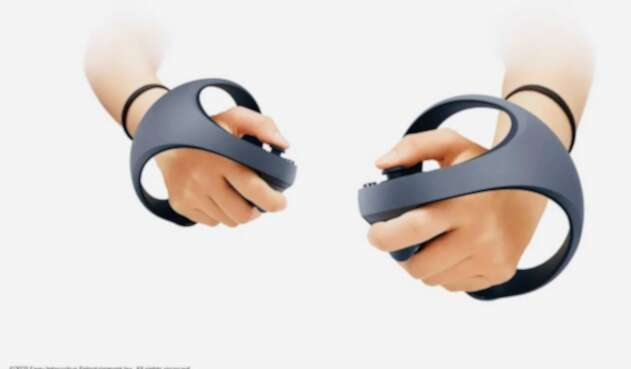 Nuevo controlador PlayStation VR