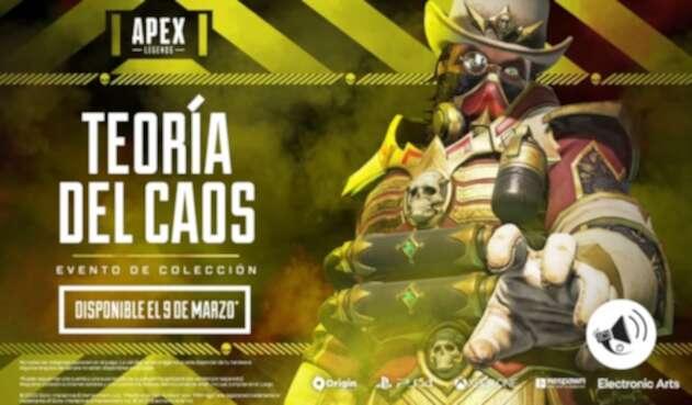 Apex Legends evento Teoría del Caos