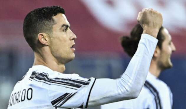 Cristiano Ronaldo marca triplete con Juventus