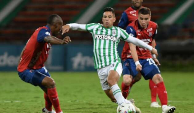 Medellín vs Atlético Nacional
