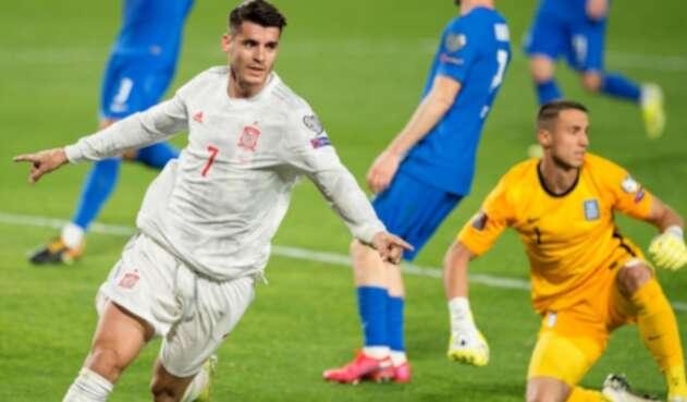 España Vs. Grecia - Eliminatorias Europeas
