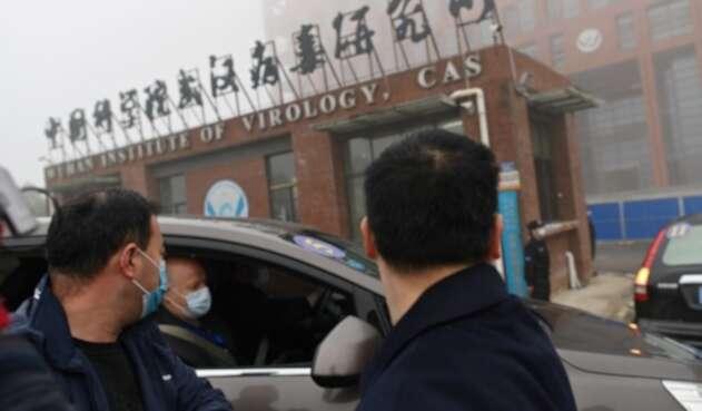 Experto de OMS en China analizan origen del coronavirus