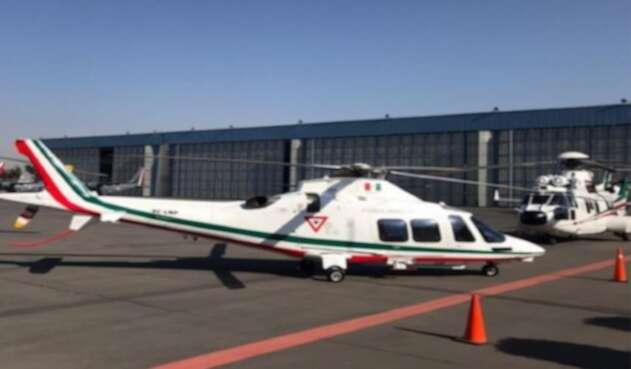 Gobierno de López Obrador subastó 4 helicópteros y un avión en 4,3 millones de dólares