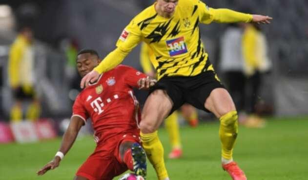 Erling Haaland - Borussia Dortmund - Bayern Munich