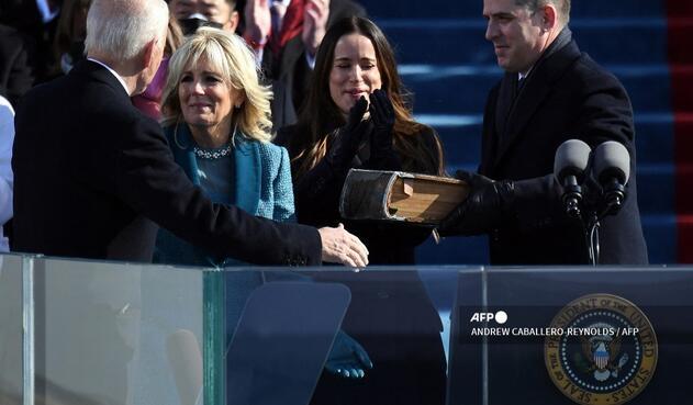 Hunter Biden, hijo del presidente de Estados Unidos, Joe Biden